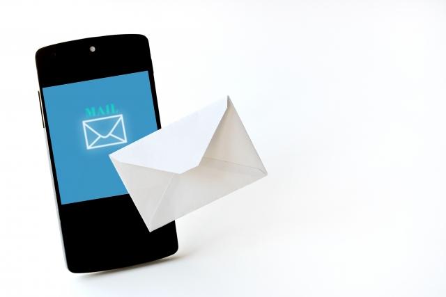 WiMAXのキャッシュバックの受け取り方は?送られてくるメールを見逃さないためには?